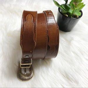 TONY LAMA- Western Style Belt
